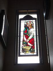 コレクションの一部 自宅 階段ステンドグラス