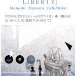 沼田愛実個展-LIBERTY